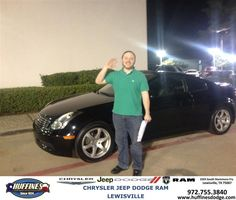 https://flic.kr/p/RJG5Yq | #HappyBirthday to Chris from Mark Gill at Huffines Chrysler Jeep Dodge Ram Lewisville! | deliverymaxx.com/DealerReviews.aspx?DealerCode=XMLJ