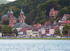 Discover half-timbered houses in the quaint German town of Miltenberg