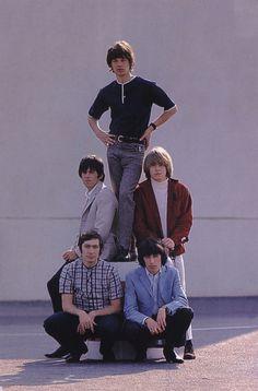 Rolling Stones - 1965 in LA