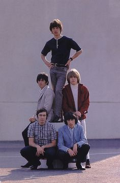 ❤1965 - LA This is the year I 1st saw them in Dallas, Tx and started my 50 year love affair with the Stones
