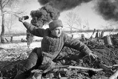 Crónica fotográfica de la Segunda Guerra Mundial 7517 - Maldito Insolente