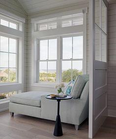 Serene reading room