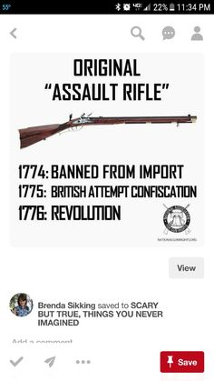 """The 2nd Amendment of the Bill of Rights, a vital Component of US Constitution, so important a RIGHT, it's right behind the 1st, BUT, the most restricted, if not """"Banned"""", or INFRINGED RIGHT,  ... of them all."""