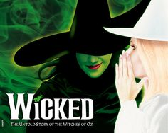 Just Muddling Through Life: Wicked at the Edinburgh Playhouse Blog post reviewing the musical, and talking about what else we did in Edinburgh that day