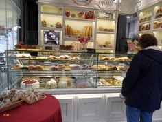 Bakery La Tahona, La Carihuela, Torremolinos. Photograph by Frits W,