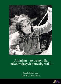 Wanda Rutkiewicz słynna polska alpinistka. Odeszła w Himalajach, 21 lat temu.  Zapal swój znicz pamięci na: http://ariamemoria.com/category/miejsca-wspomnien/