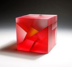 Segmentation: Stunning Glass Sculptures by Jiyong Lee