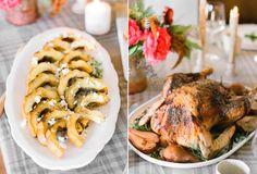 Half Orange Photography | Tablemakers | Lauren Kelp | Thanksgiving | Posies Florals