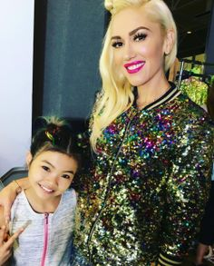 "ms-stefani: "" Gwen Stefani on set of a photoshoot for her new GX kids eyewear (Sept. 1st, 2016) """