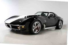 World Tuning Fans: 1969 1200HP 565ci Twin Turbo Corvette