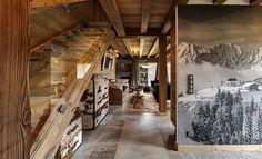 Beste afbeeldingen van home mountains in chalet