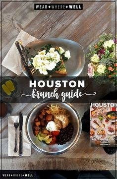 Our guide to the best brunch spots in Houston