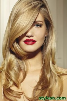long hair style 2014 from stylesn.com | StyleSN. I'm in love,I have long straight hair and I Love this Style,Gorgeous! xxx
