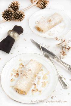 Pastela de codornices y foie.