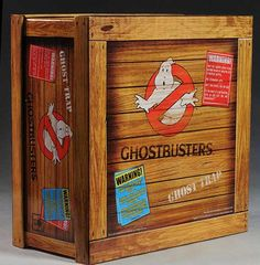 Ghostbusters Ghost Trap prop replica by Mattel Ghostbusters Ghost Trap, Ghostbusters Birthday Party, Ghostbusters Costume, Power Rangers, Toy Chest, Birthday Parties, Crafty, Halloween, Toys