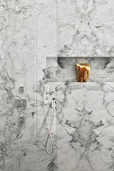 Shower Niche, Bathroom