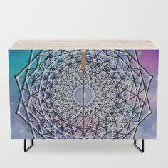 Sacred Geometry: Big Bang Credenza by beebeedeigner Types Of Furniture, Furniture Design, Interior Decorating, Interior Design, Contemporary Decor, Sacred Geometry, Credenza, Bigbang, Decor Ideas