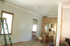 MDF trim - 48 feet for about $40. This blog has some good tips.