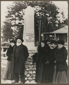 WEST SEATTLE • Founders of Seattle, 1905.
