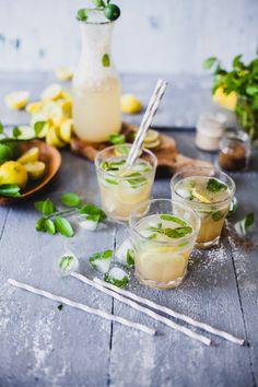 Masala Nimbu Soda (Spiced Lemonade Fizz)
