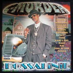 C-Murder - Bossalinie (Vinyl, LP, Album) at Discogs Rap Albums, Music Albums, Rap Music, Silkk The Shocker, Southern Hip Hop, Rap Album Covers, Music Down, Nate Dogg, Hip Hop Classics