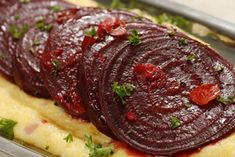 Gotta love beets! They are one of the sweetest and most nutritious vegetables and this recipe really brings it all out. It may even turn a beet hater into a lover…