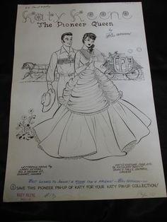 1960 Splash Page/Signed!