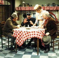 Swiebertje keken we met een speciale blik want Saartje was 'mijn tante' Riek, uit de familie van mijn opa Schagen.