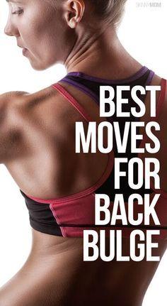 Best Moves For Back Bulge ❤︎ #exercise #fitness #weighloss