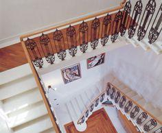 Cast-iron railings – 9502.0531VS http://www.modus.sm/en/products/railings/cast-iron-railings/9502-0531vsls/9502-0531vs.asp?ID0=1291&ID0_=1291&ID1=1312&ID1_=1312&ID2=1339&ID2_=1339&ID3=1644&ID3_=1644&IDProdotto=1331&L=EN #Modus #ModusRailings #indoorfurniture #inspiration #castiron #railing #castironrailing #ghisa #ringhiera #ringhierainghisa #artnouveau #grey #balconies #design #architecture #follow