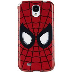 Samsung Galaxy S4 Marvel Comics Spiderman Anymode Beam LED Light Poly Case