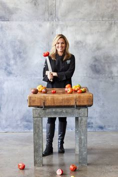 7 female chefs that need to be recognized: @Cat Waits Cora The first and only female Iron Chef