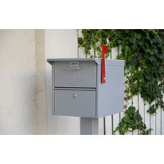 ROADSIDE MAIL BOX | Household | | P.F.S. Online Shop Mailbox, Online Shopping, Household, Hardware, Outdoor Decor, Table, Furniture, Sweet, Garden