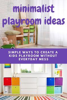 Small Playroom, Baby Playroom, Playroom Design, Kids Room Design, Playroom Ideas, Toy Room Organization, Kura Bed, Secret Rooms, Play Areas