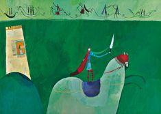 Illustration.-Tristan et Iseult - Gautier-Languerau - 2009