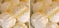 Úžasné sněhové cukroví na slavnostní stůl: Nejlepší recept, který si zamilujete – už nemusíte hledat jiné recepty, lepší nenajdete!   Prima Christmas Sweets, Holiday Cookies, Icing, Snack Recipes, Chips, Food And Drink, Ale, Vegetables, Gluten Free