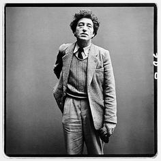 Giacometti by Avedon