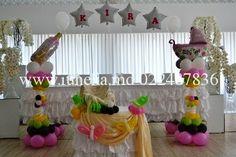 baby shower arch