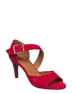 8b89d0350f8e Billi Bi Sandals (Red Suede 59)