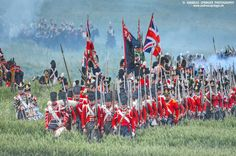 Nspoleonuc Wars British Infantry