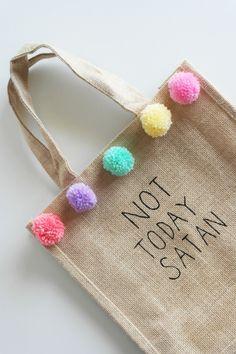 Re-usable Bag Hand Painted Bag Shopping Bag Market Bag Halloween Taschen, Painted Bags, Hand Painted, Halloween Bags, Diy Tote Bag, Craft Bags, Jute Bags, Fabric Bags, Market Bag