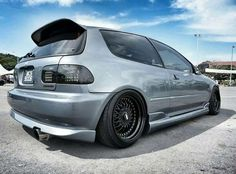 Honda Civic EQ