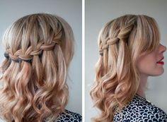 Prom Hairstyles for Medium Length Hair | Стильная укладка и в праздники, и в ...