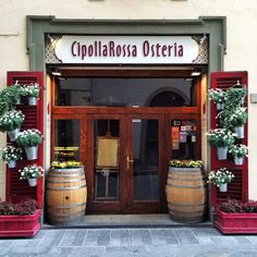 Cipolla Rossa Osteria, Firenze Firenze, Restaurants, Pure Products, Travel, Home Decor, Italia, Viajes, Decoration Home, Room Decor