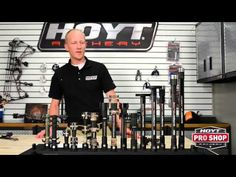 Kevin Wilkey talks through the basic fundamentals of choosing a bow stabilizer for specific types of hunting.