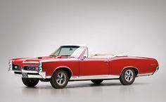1967 Pontiac GTO Convertible - Car Pictures