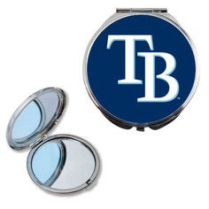 Tampa Bay Rays Compact Mirror - Sunset Key Chains