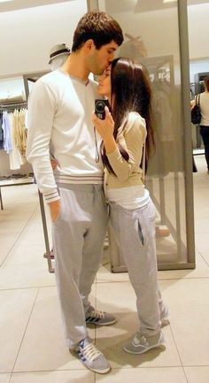 Matching sweats♥