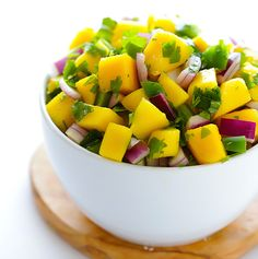 Magic Mango Salsa! – Kayla Itsines