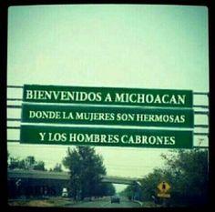 ¡Viva Michoacan! ..............................................................................................Y Arriba Puro Gto!!!!